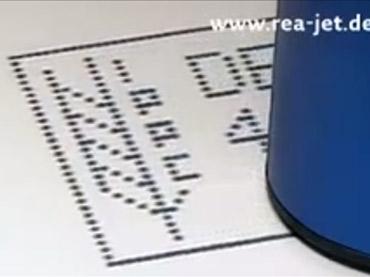 Sistema Jato de Tinta Grandes Caracteres - Cabeça de Impressão 32 bicos